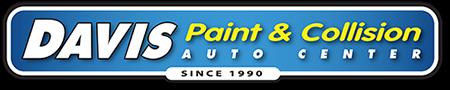 Davis Paint & Collision Logo