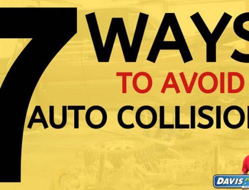 7 Ways To Avoid Auto Collisions