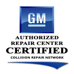 GM Authorized Repair Center Certified Collision Repair Network