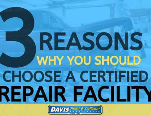 Why It's Important To Choose A Certified Auto Body shop?